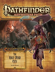 Pathfinder Adventure Path Mummy's Mask The Half Dead City