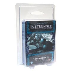 Android Netrunner Cyber War Corporation Draft Pack