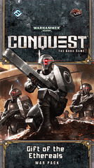 Warhammer 40,000 Conquest Gift of the Ethereals War Pack