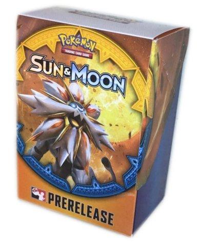 Sun & Moon Prerelease Kit