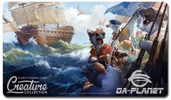 Jolly Rover SCG Playmat - Prerelease Entry Required