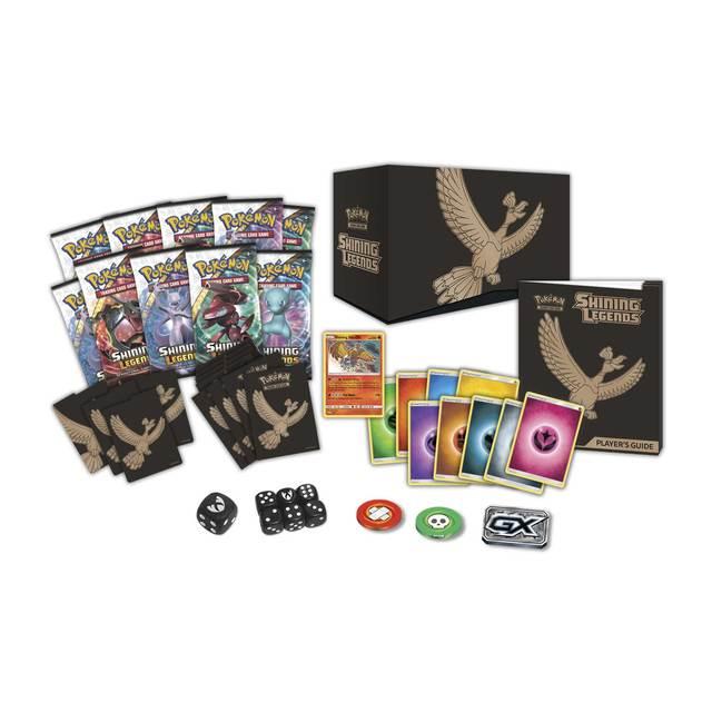 Shining Legends Elite Trainer Box