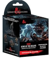 D&D Icons Of The Realms Monster Menagerie Booster