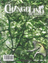 Changeling: The Lost Character Sheet Pad 70701