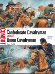 Confederate Cavalryman vs Union Cavalryman (Combat 12)