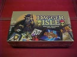 Dagger Isle Wester Expansion Guardians Limited Edition Booster Box