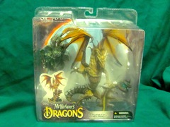 McFarlane's Dragons Sorcerer Clan 4 Fall of Dragon Empire