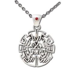 Celtic Necklace J194 Mystica