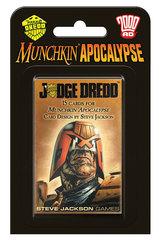 Munchkin Apocalypse: Judge Dredd Blister Pack