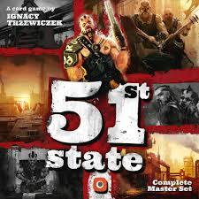 51st State Complete Master Set