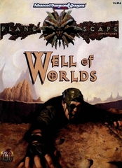 Planescape - Well of Worlds - AD&D 2E