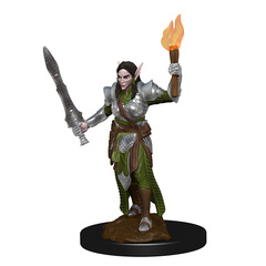 WZK72599 - PF Elf Female Fighter