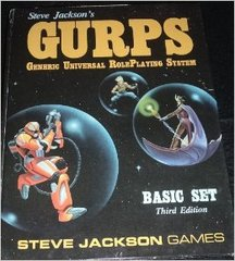 GURPS Basic Set 3rd Edition SC