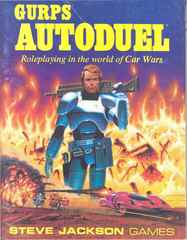 GURPS Autoduel 1st edition