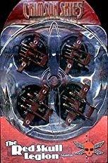 Crimson Skies Red Skull Legion Squadron Pack WizKids