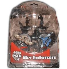 Crimson Skies Sky Enforcers - Ace Pack #4 WizKids