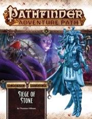 Pathfinder Adventure Path #118 Ironfang Invasion - Siege of Stone