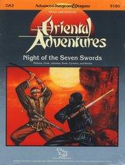 AD&D - OA2 - Night of the Seven Swords 9186