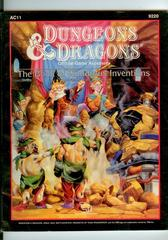 D&D - AC11 - The Book of Wondrous Inventions 9220