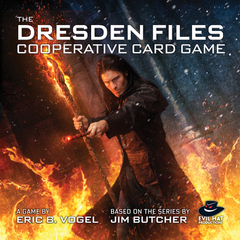 Dresden Files - Cooperative Card Game