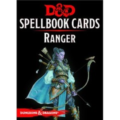 Spellbook Cards: Ranger D&D 5E