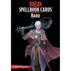 Spellbook Cards: Bard D&D 5E