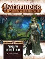 Pathfinder Adventure Path #119 Ironfang Invasion - Prisoners of the Blight