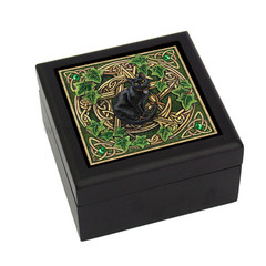 9813 - Pentagram Cat Box