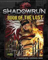 Shadowrun - Book of the Lost