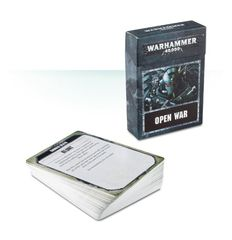 40k Open War Cards