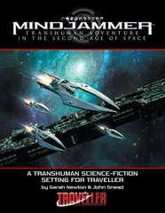 Mindjammer - Traveller Edition
