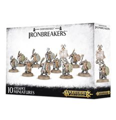 Dispossessed - Ironbreakers