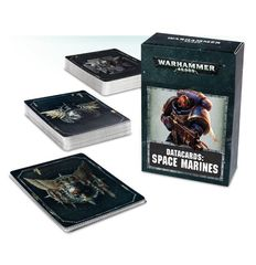 Datacards - Space Marines