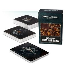 Datacards - Chaos Space Marines