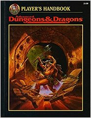 AD&D 2e - Player's Handbook 2159 HC