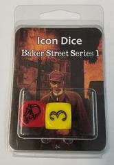 Baker Street RPG - Icon Dice