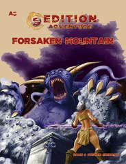 5th Edition Adventure A8 - Forsaken Mountain
