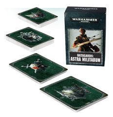 Astra Militarum - DataCards