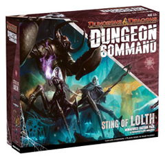 Dungeons & Dragons Dungeon Command Sting of Lolith Faction Pack