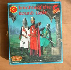Grenadier Fantasy Lords Knights of the Round Table
