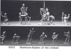 Grenadier Fanasty Lords Skeletons Boxed Set