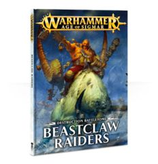 Destruction Battletome Beastclaw Raiders