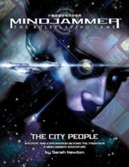 Mindjammer: The City People