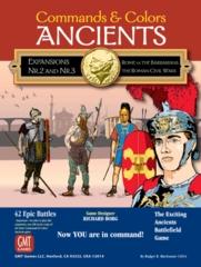 Commands & Colors: Ancients Expansion Pack #2 & #3