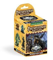 Pathfinder Battles - Skull & Shackles Standard Booster