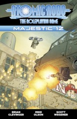 Atomic Robo RPG Majestic 12 FATE