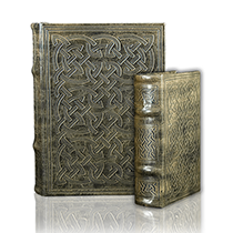 BK-27 Celtic Knot Book Box (2 boxes)