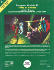 AD&D S1 - Tomb of Horrors 9022