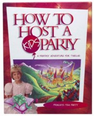 How to Host a Kid's Party Princess Tea Party