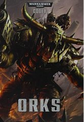 40k Codex: Orks Softcover